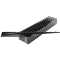 "Cleopatra 440 8"" Fine Tooth Rattail Comb 12 Piece"