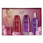 Satin Smooth Tru Rituals Red Currant & Iris Body Collection (#TRGFTKIT)