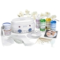 Satin Smooth Professional Double Wax Warmer Kit SSW08CKIT