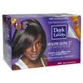 Dark & Lovely No-Lye Relaxer Kit Super