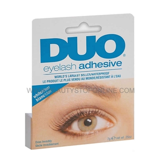 Ardell Duo Adhesive - Clear 0.25 oz