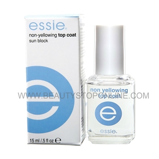 essie Non-Yellowing Top Coat #6021