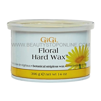 GiGi Floral Hard Wax 14 oz 0888