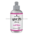 got2b Glossy Anti-Frizz Shine Serum - 4 oz