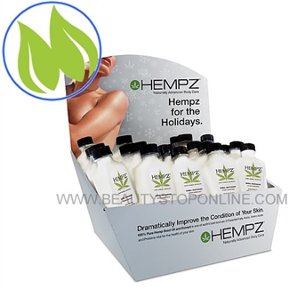 Hempz Herbal Moisturizer Holiday Basket - 24 ct.