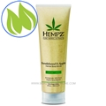 Hempz Sandalwood & Apple Herbal Body Scrub 9 oz