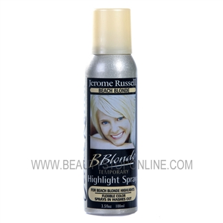 Jerome Russell B Blonde Highlight Spray -Beach Blonde 3508