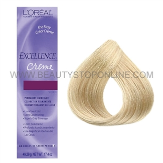 L'Oreal Excellence Creme - Light Blonde #9