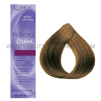 L'Oreal Excellence Creme - Medium Golden Brown #5.3