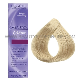 L'Oreal Excellence Creme - Extra Light Ash Blonde #9 1/2.1