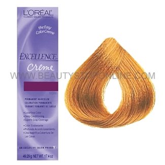 L Oreal Excellence Cr 232 Me Extra Light Reddish Blonde 9 1 2