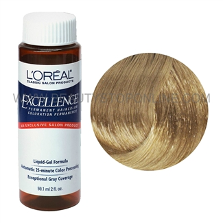 L'Oreal Excellence Liquid - Pastel Blonde #9
