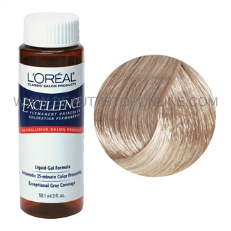 L'Oreal Excellence Liquid - #9.1 Light Ash Blonde