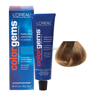 L'Oreal Color Gems - #8.0 Medium Natural Blonde