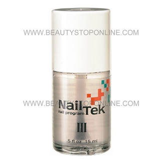 Nail Tek III Protection Plus 0.5 oz