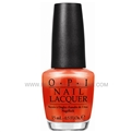 OPI Orange You Going to the Game? #BB3