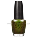 OPI Green On The Runway #C18