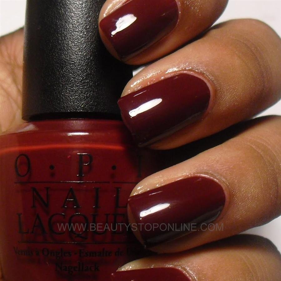 OPI Malaga Wine #L87 - Beauty Stop Online