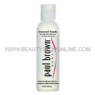 Paul Brown Hawaii Diamond Heads Hair Cuticle Ultra Shine Serum - 2 oz