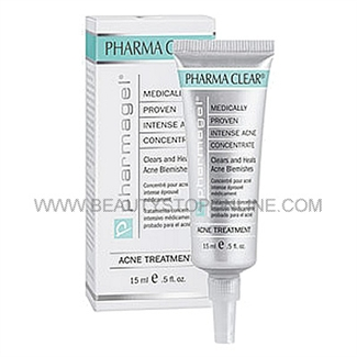 Pharmagel Pharma Clear Acne Treatment Concentrate - 0.5 oz