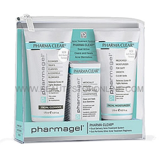 Pharmagel Pharma Clear Acne Treatment System