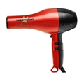 Super Solano X Professional Hair Dryer 232X - 1875 Watt Red/Black