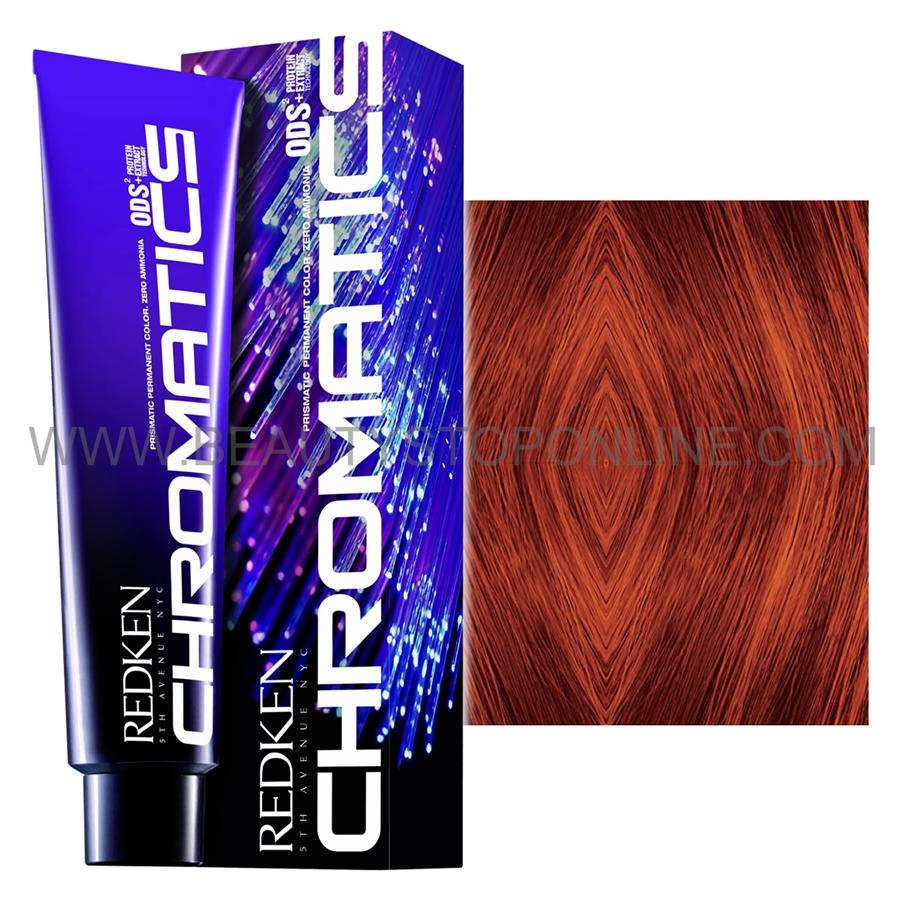 Redken Chromatics 5cr Copper Red Beauty Stop Online