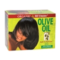 Organic Root Stimulator Olive Oil Built-In Protection No-Lye Relaxer Extra Strength