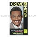 Creme of Nature Men's Hair Color Natural Black