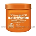 Creme of Nature Sunflower & Coconut Oil Conditioning Creme Relaxer - Mild 15 oz