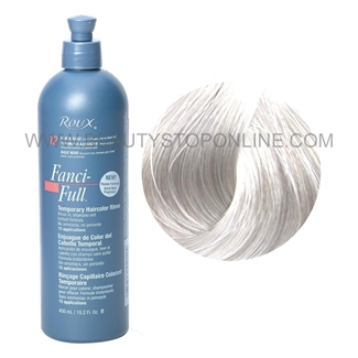 Roux Fanci-Full Temporary Hair Color Rinse - #49 Ultra White Minx