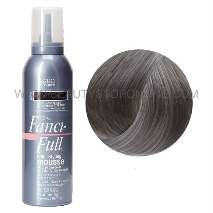 Roux Fanci Full Mousse True Steel 41 Beauty Stop Online