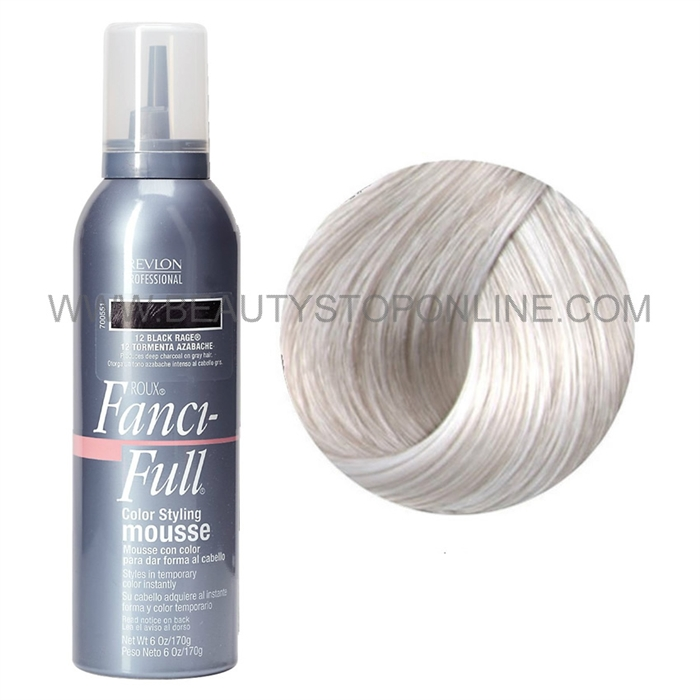 Roux Hair Rinse Color Chart Heartpulsar