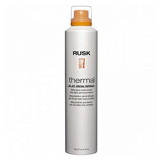 Rusk Thermal Flat Iron Spray - 8.8 oz