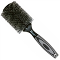 Spornette 135 Touche Boar Reinforced Bristle Rounder Brush 3""