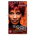 Clairol Textures & Tones Red Hot Red 4R