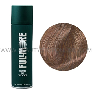Fullmore Colored Hair Thickener Spray Light Brown