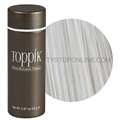 Toppik Hair Building Fibers White 27.5g