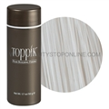 Toppik Hair Building Fibers White 55g