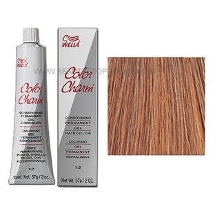 Wella Color Charm Permanent Gel 7WR/643 Tan Blonde