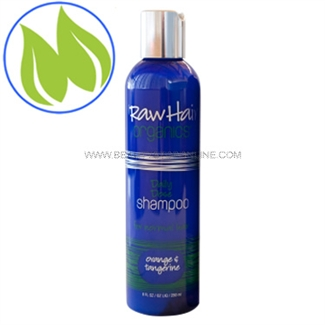 Raw Hair Organics Daily Dose Shampoo 8 oz