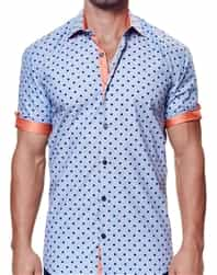 Fashionable Short Sleeve Shirt