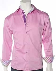 envy evolution shirts pink sport shirt envy shirt  51014 06