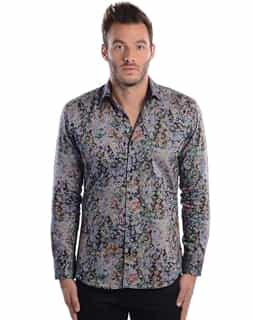 Stylish Floral Sport Shirt