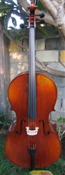 4/4 Jean-Lupot Cello Model 501 2012
