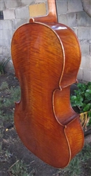 Pietro Lombardi model 502 4/4 Cello LindaWest.com
