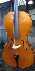 Heinrich Gill model W2 'Monza' 7/8 Cello