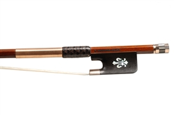 Viola Bow - Arcos Brasil - Pernambuco Bow - Gold Fitted Special Edition