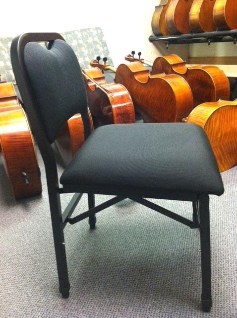 Charming Cello Chair   Adjustrite Musicians Chair
