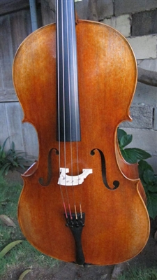Amber Strings cello